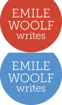Emile Woolf Writes